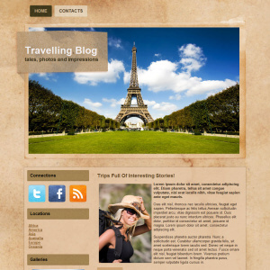 Travelling Blog
