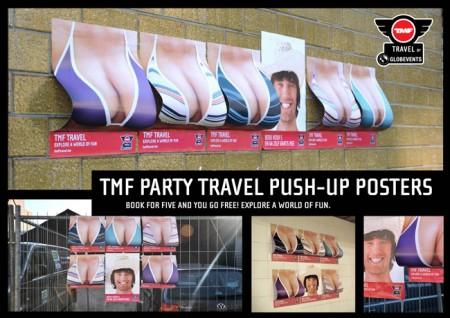 TMF Travel poster