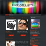 Broadcasting Service wordpress