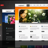 Inspiration Premium WordPress Template