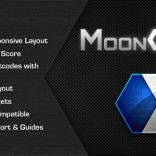 Mooncraft – Themeforest Premium Theme