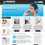 Progress Theme wordpress