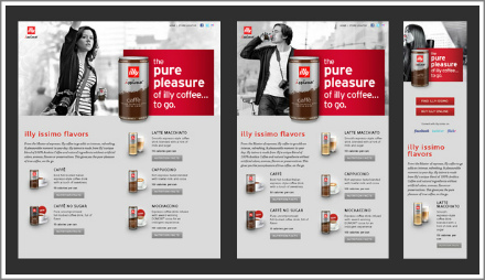 illy-issimo-website