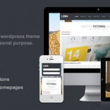 Luna – Responsive WordPress Theme