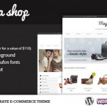 MayaShop – A Flexible Responsive e-Commerce Theme