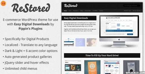 ReStored – WP Ecommerce